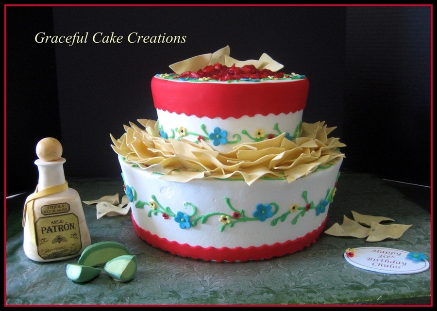 Mexican Birthday Cake Recipe