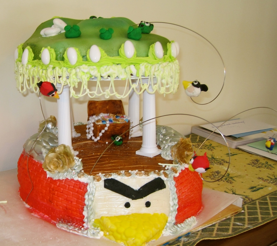 The Hideout  on Cake Central