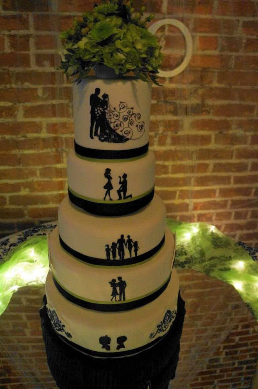 love wedding cake images story wedding cake cakecentral 16956