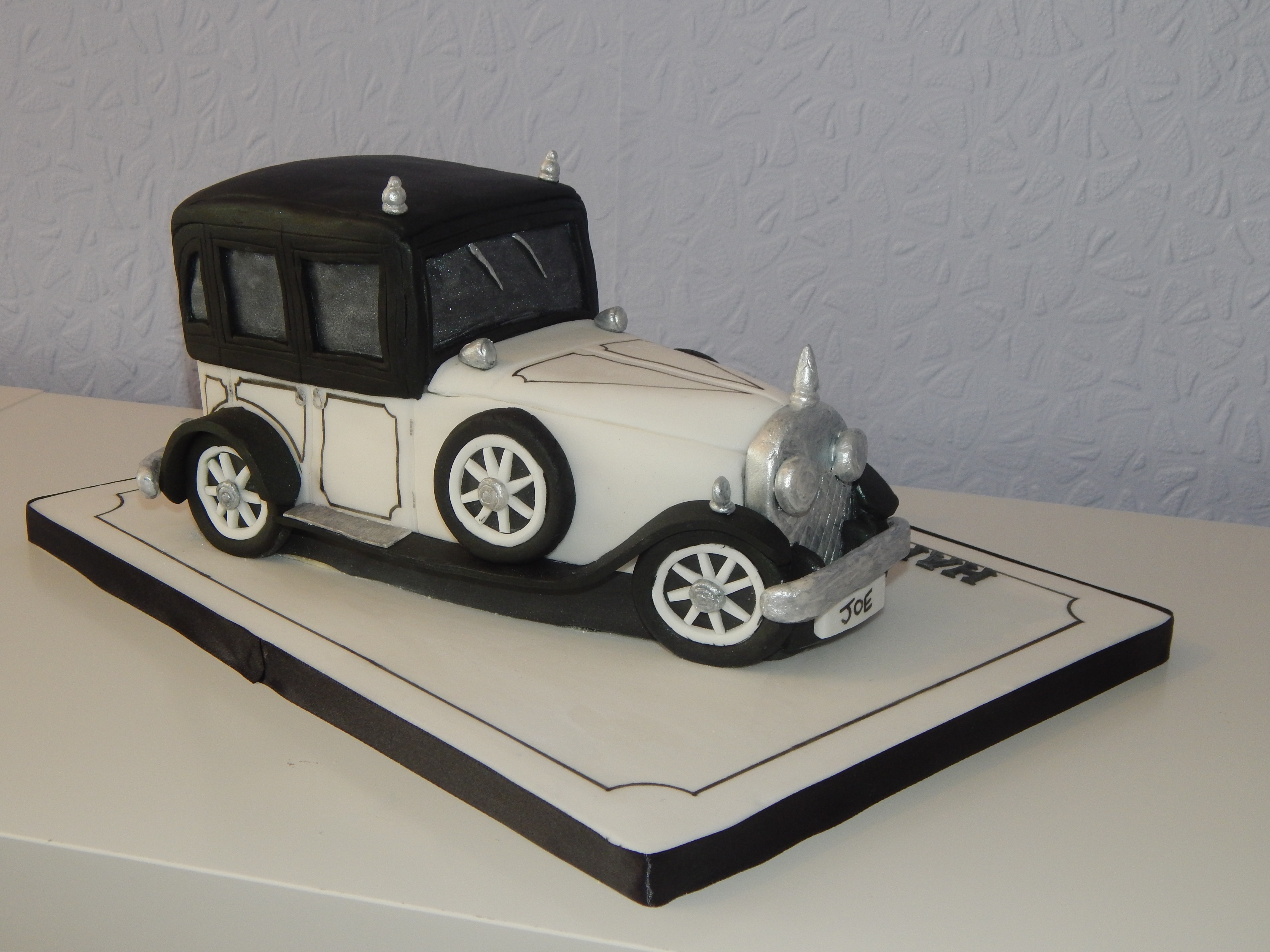 Images Antique Cars Cakes