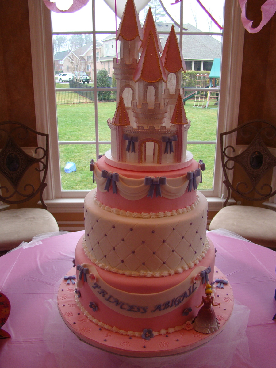 Princess Abigail's Cake on Cake Central