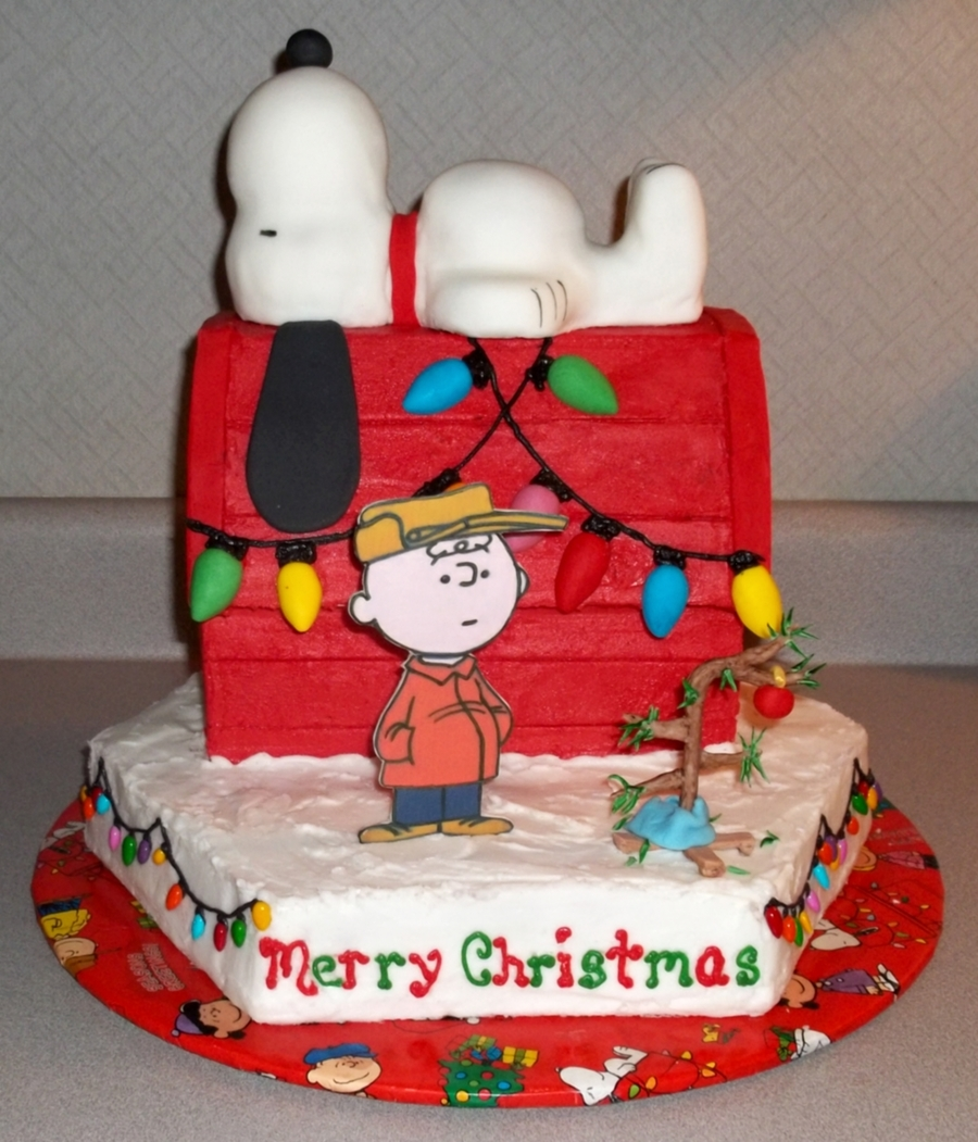 Charlie Brown Cake Ideas