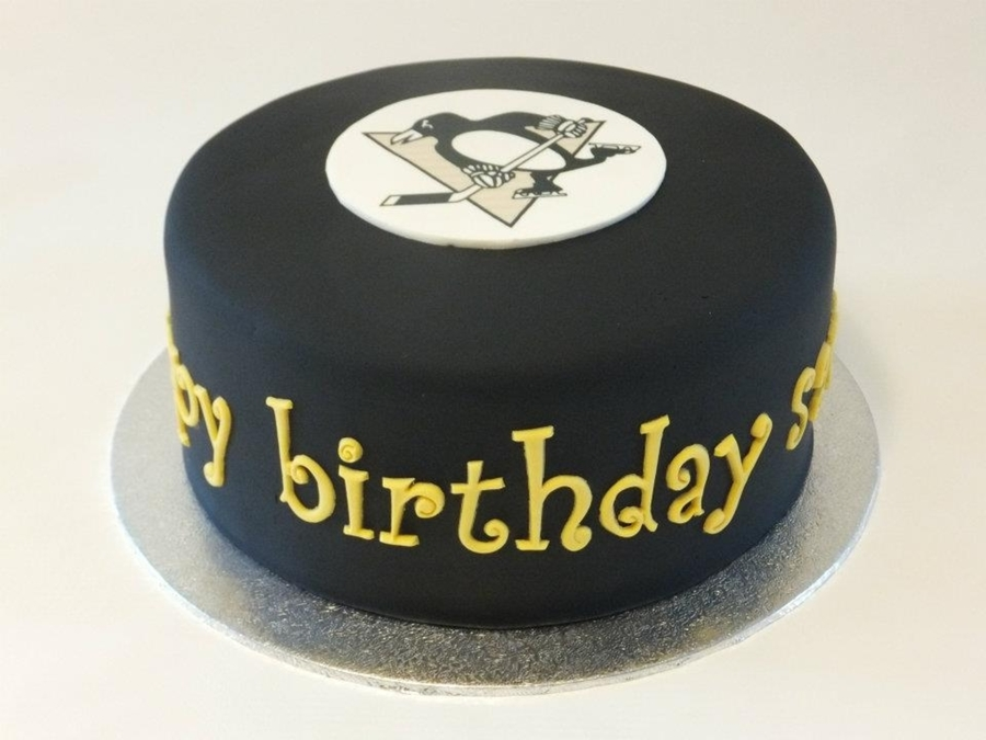 Pittsburg Penguins on Cake Central