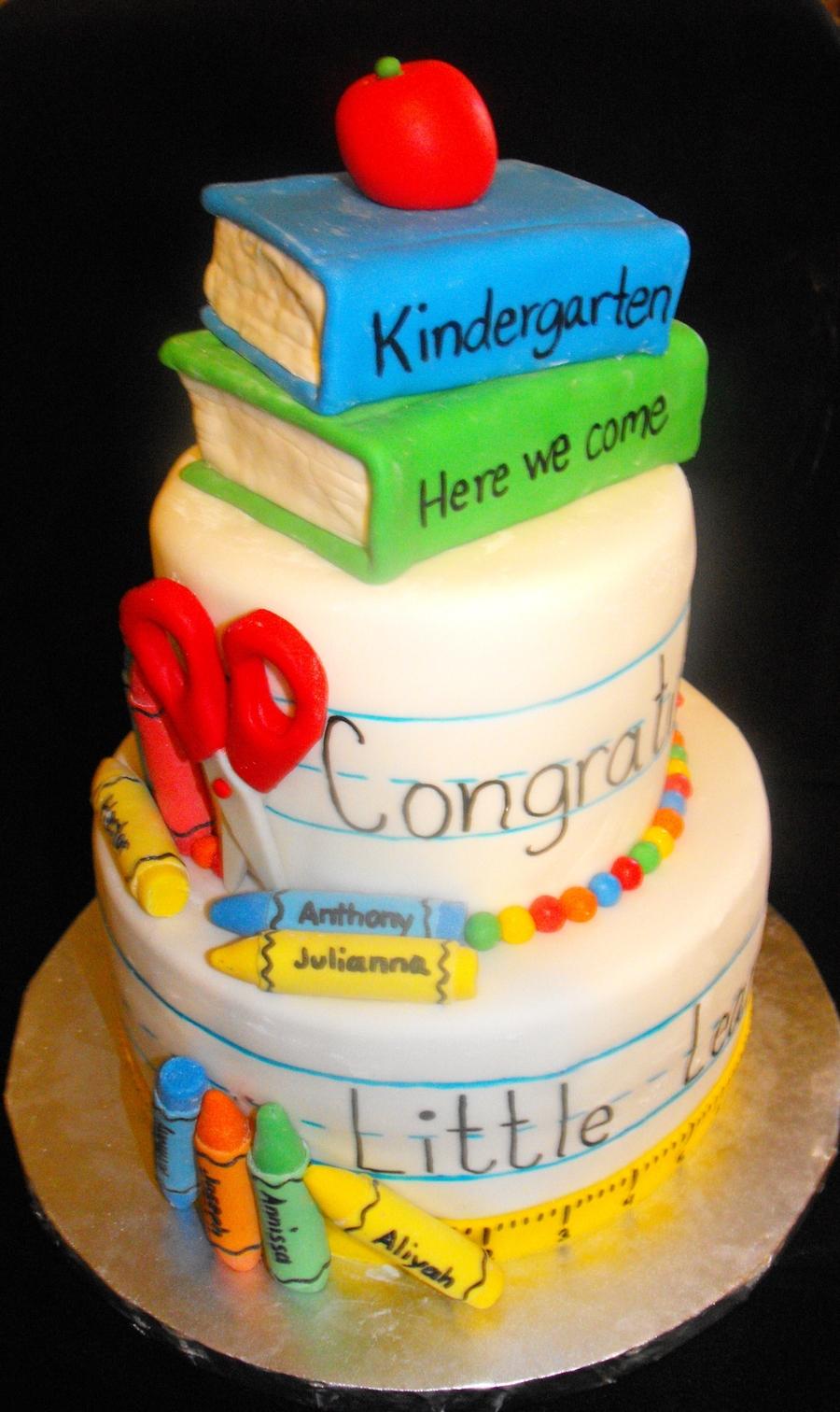 preschool graduation cake preschool graduation cakecentral 152