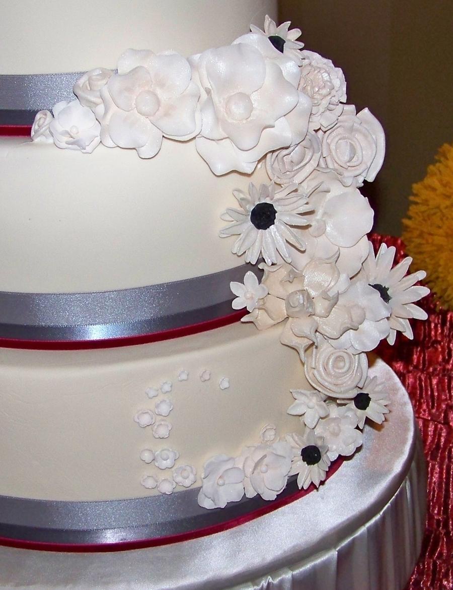 Wedding Cake - CakeCentral.com