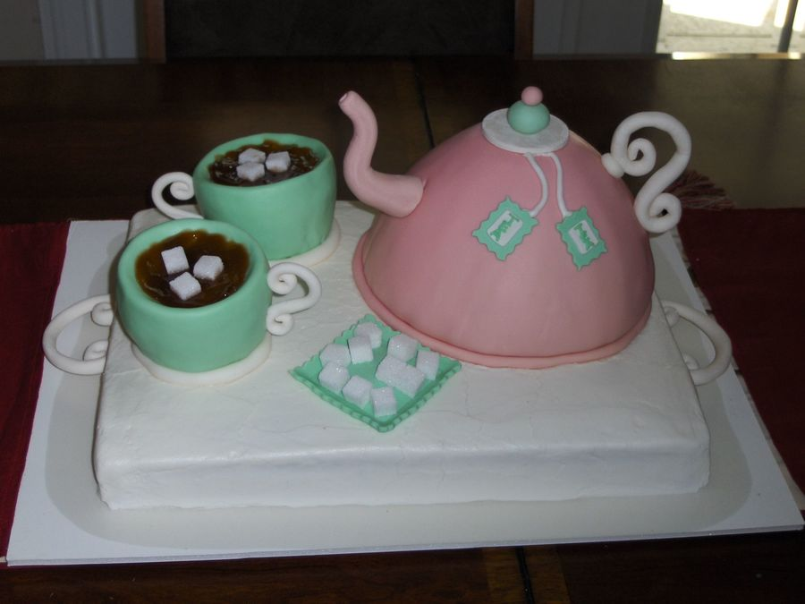 Tea For Two on Cake Central