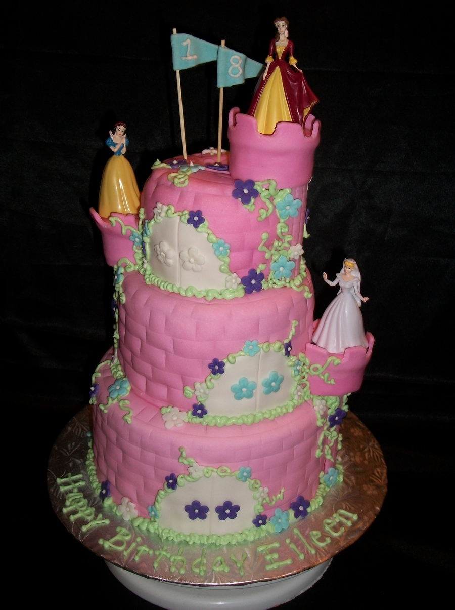 disney princess cake disney princess cake cakecentral 3567