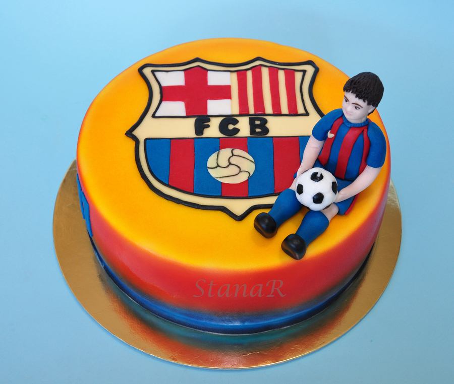 Fc Barcelona  on Cake Central