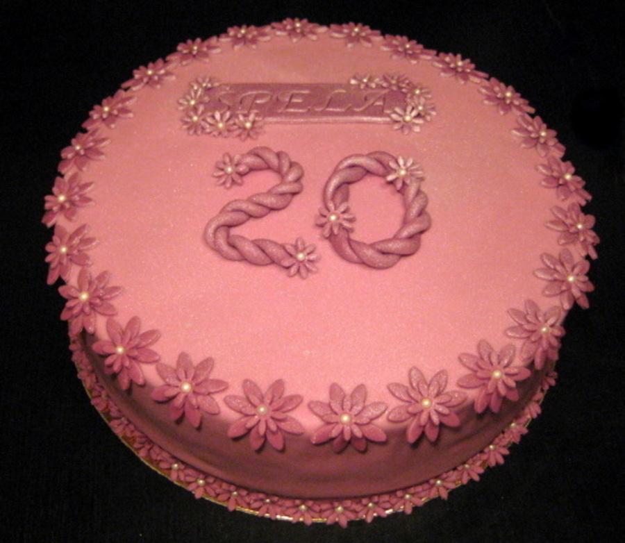 Stana Birthday Cake