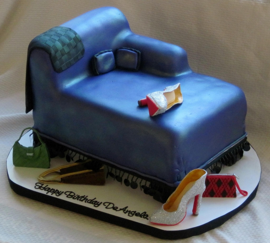 Lounge Themed Party on Cake Central