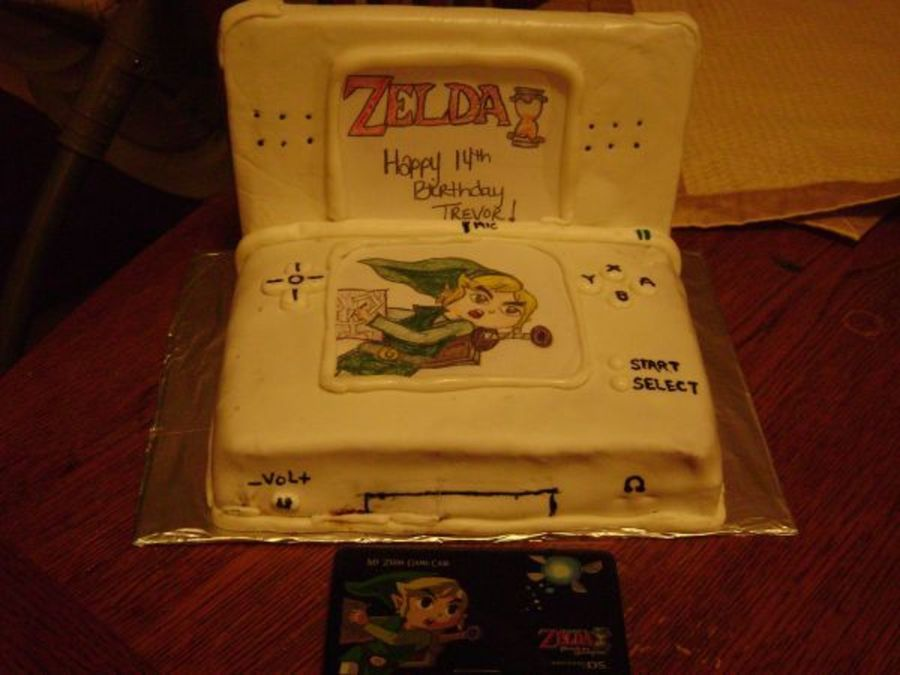 My Brothers Ds Cake on Cake Central