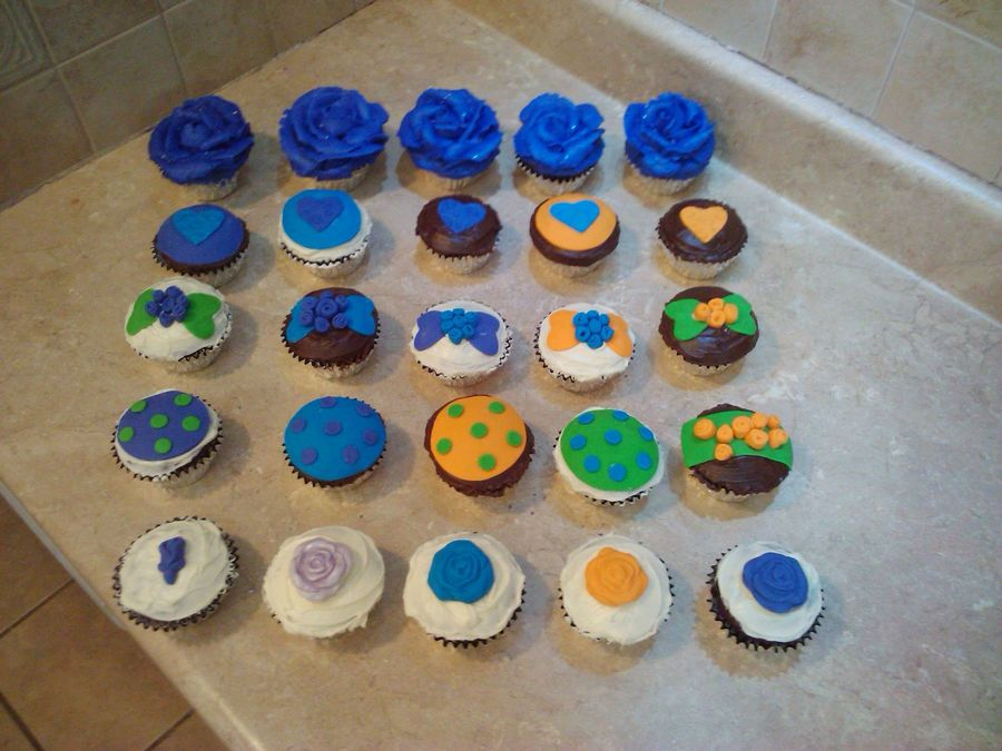 Cupcakes  on Cake Central