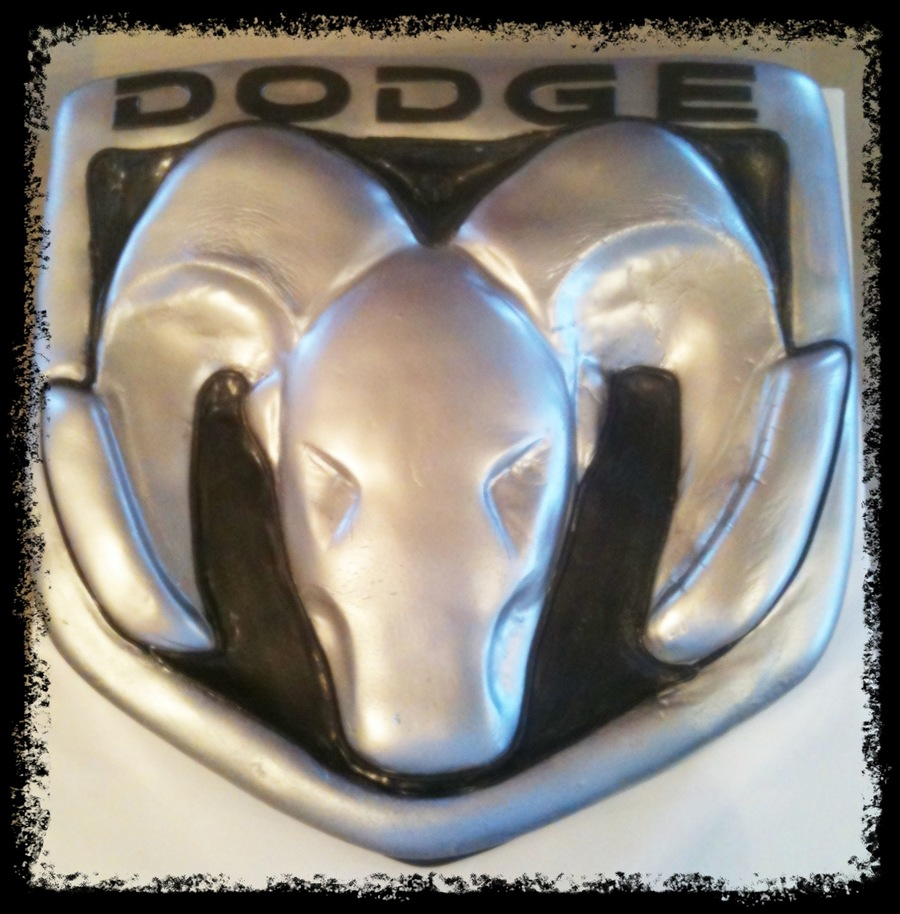Dodge Ram Emblem on Cake Central