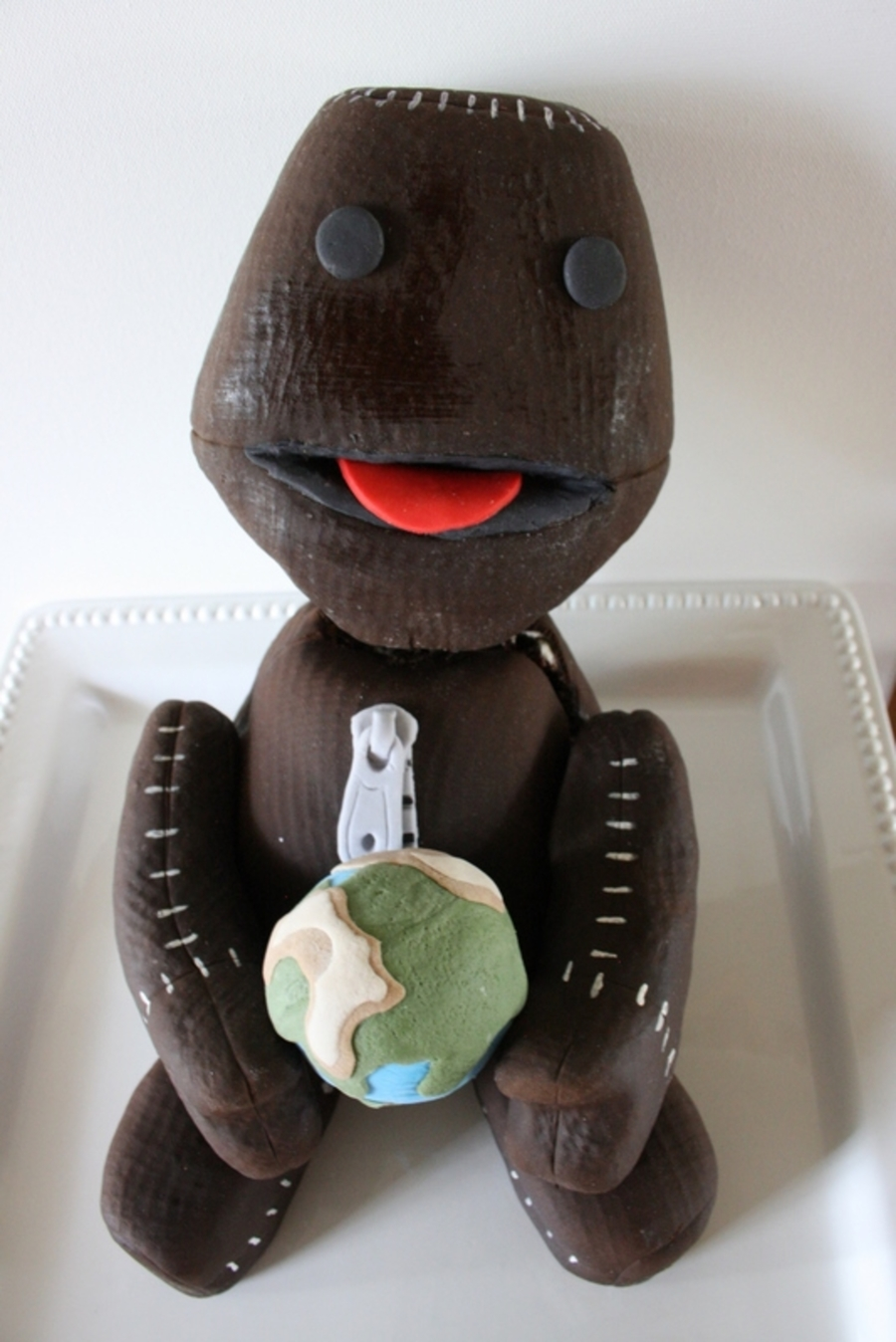 Little Big Planet on Cake Central