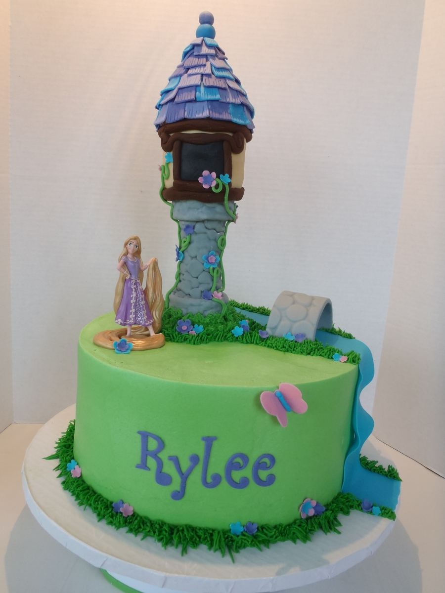 Icing Smiles - Rapunzel on Cake Central