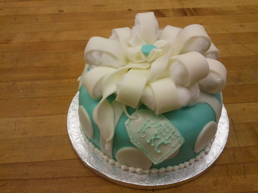 Tiffany Cake on Cake Central