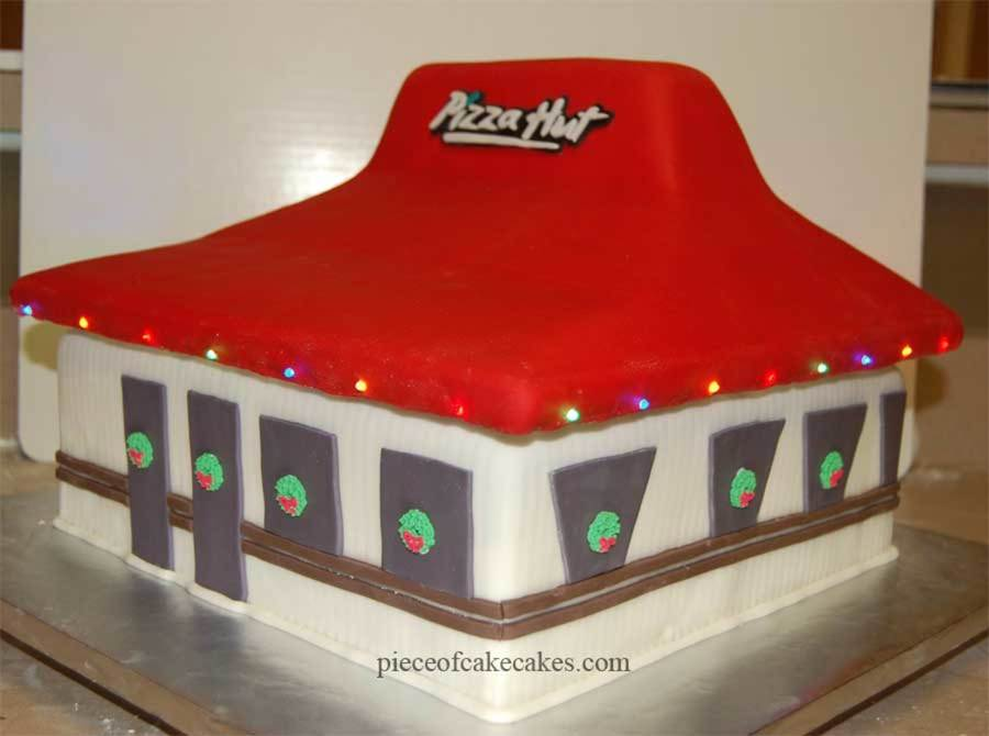 Pizza Hut on Cake Central
