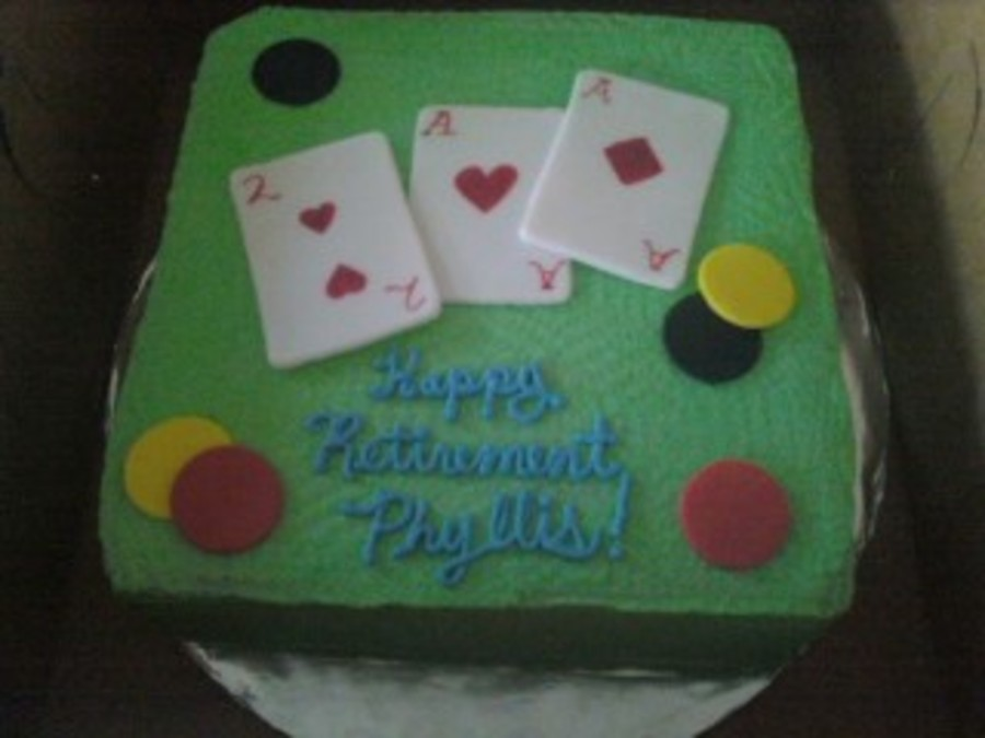 Cards on Cake Central