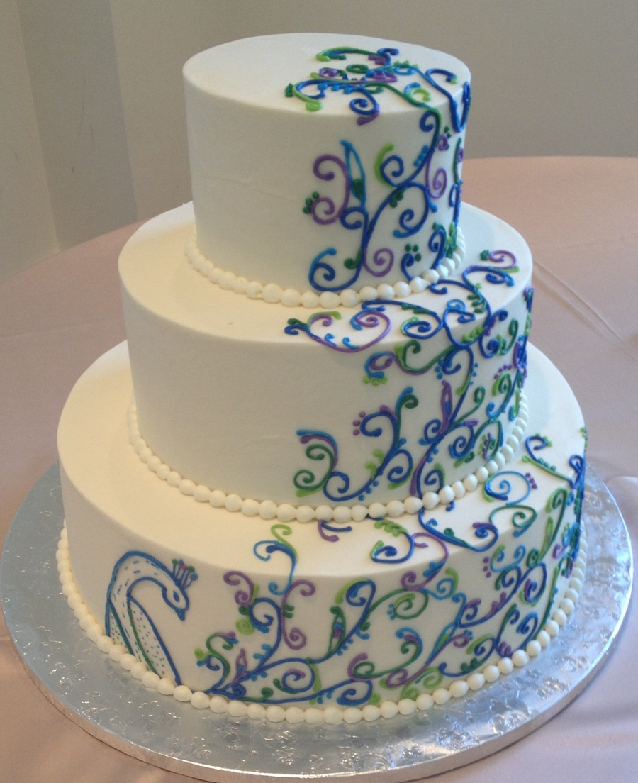 Pictures Of Awesome Wedding Cakes