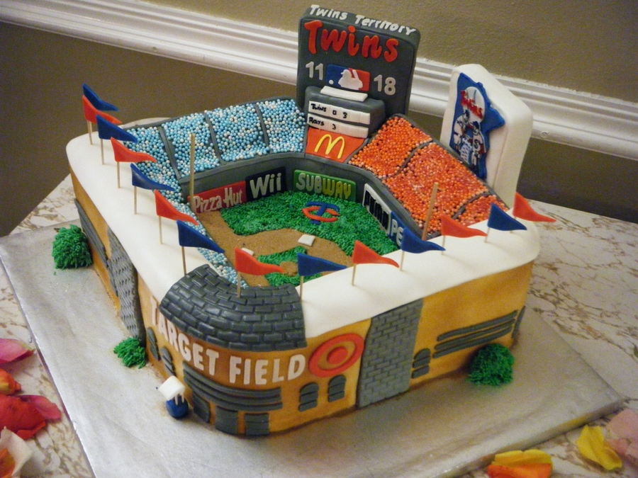 Minnesota Twins Cake Cakecentral