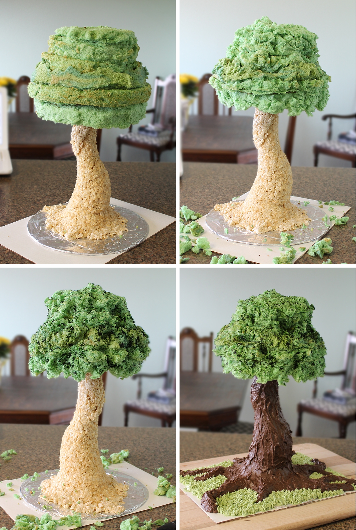 Tree Cake - CakeCentral.com
