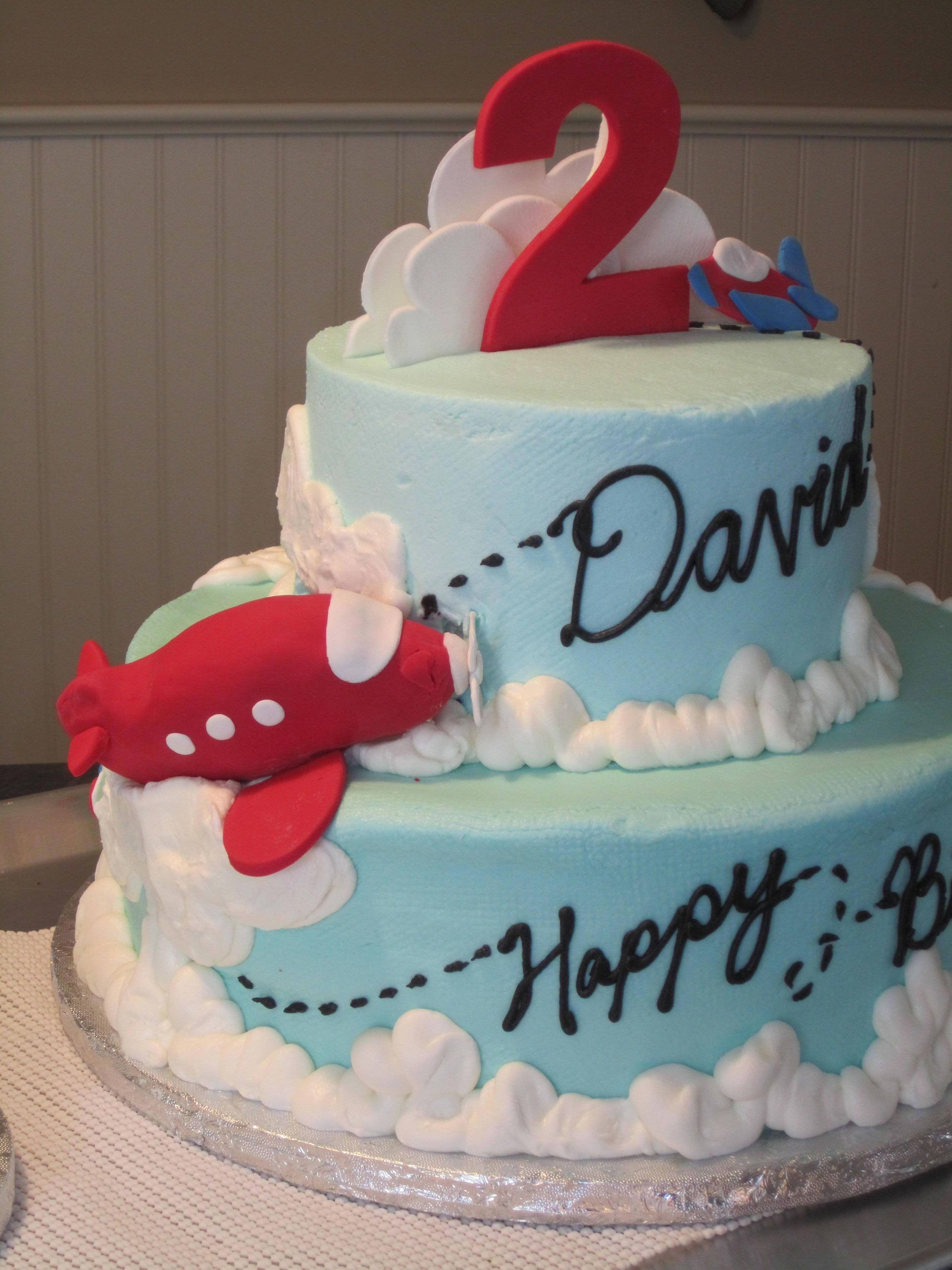 Airplane Theme Cake CakeCentralcom