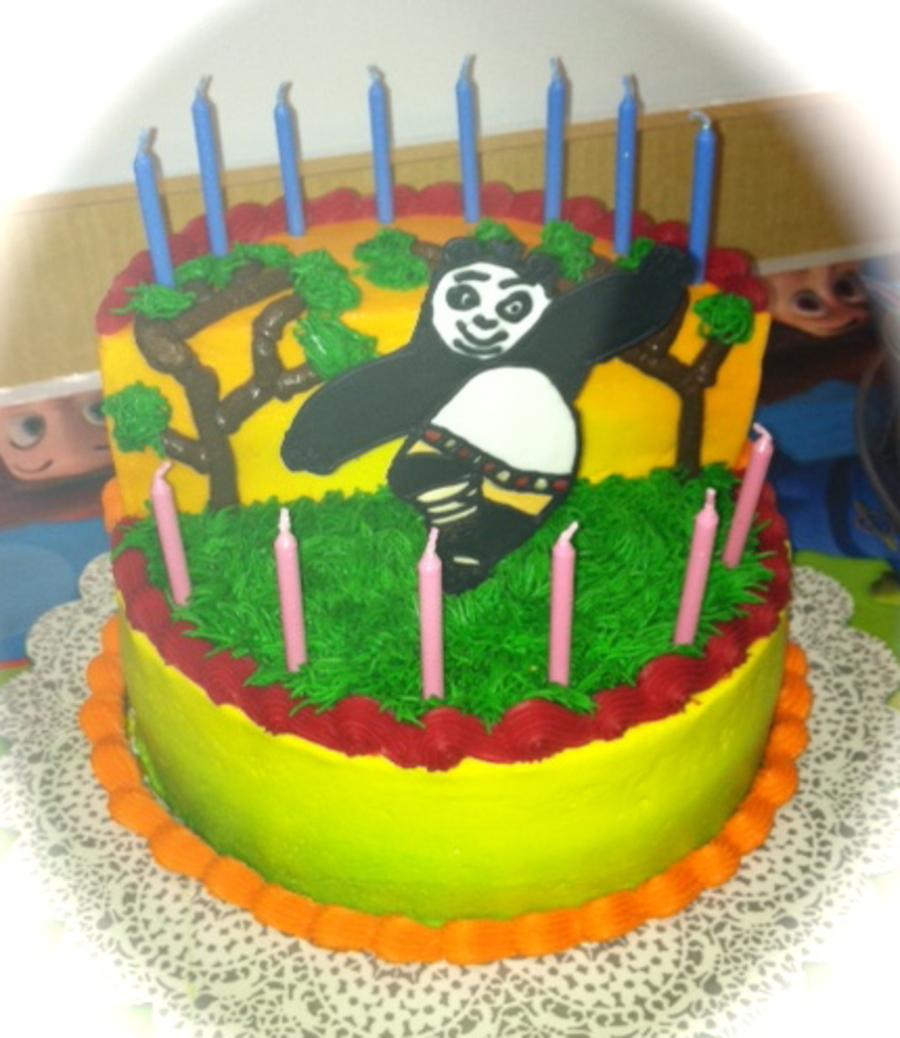 Kung Fu Panda Cakecentral