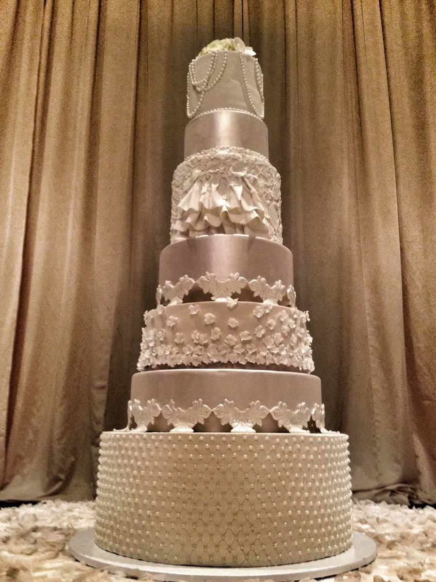 top tier wedding cake saver 7 tiers wedding cake cakecentral 21078