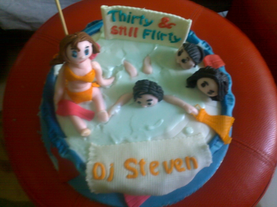 Birthday Cake For Dj on Cake Central