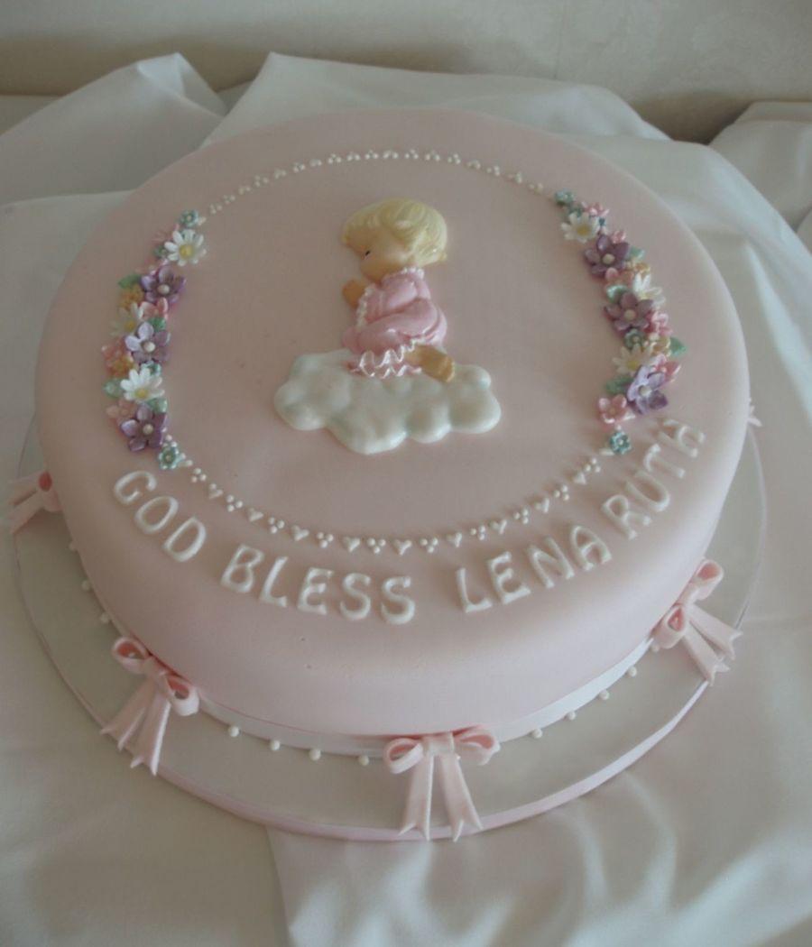 Marks And Spencer Baptism Cake