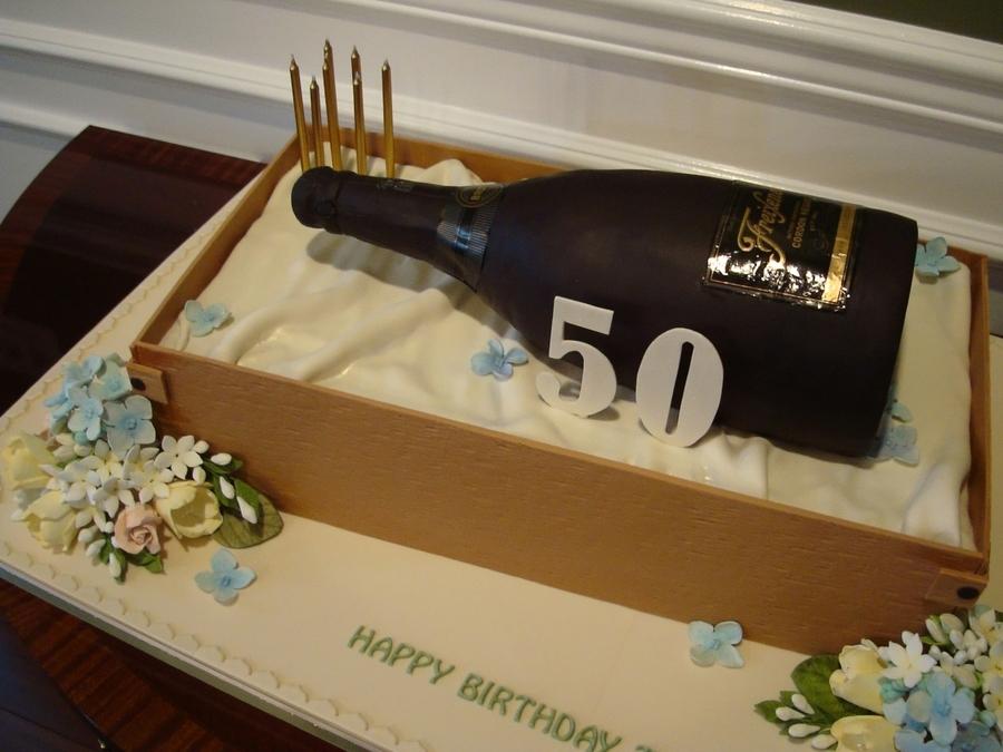 Phenomenal 50Th Birthday Cake Cakecentral Com Funny Birthday Cards Online Hetedamsfinfo