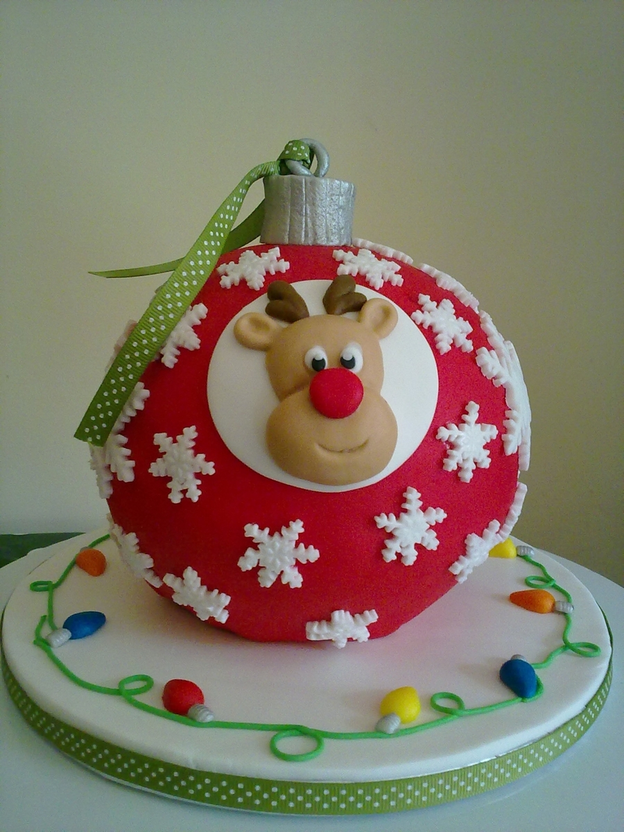 Recipe For Red And Green Christmas Cake