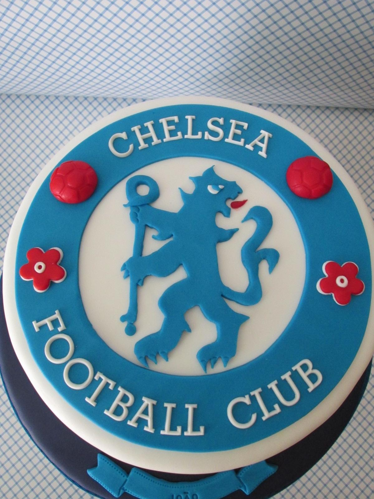 Chelsea Fc Cake Recipe