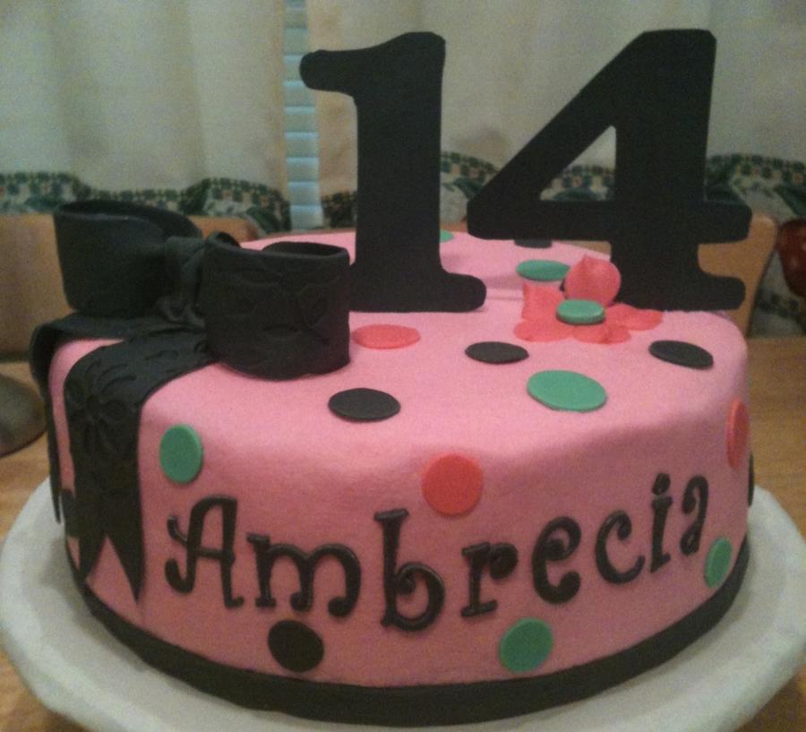 Admirable Teen Birthday Cake Cakecentral Com Birthday Cards Printable Trancafe Filternl