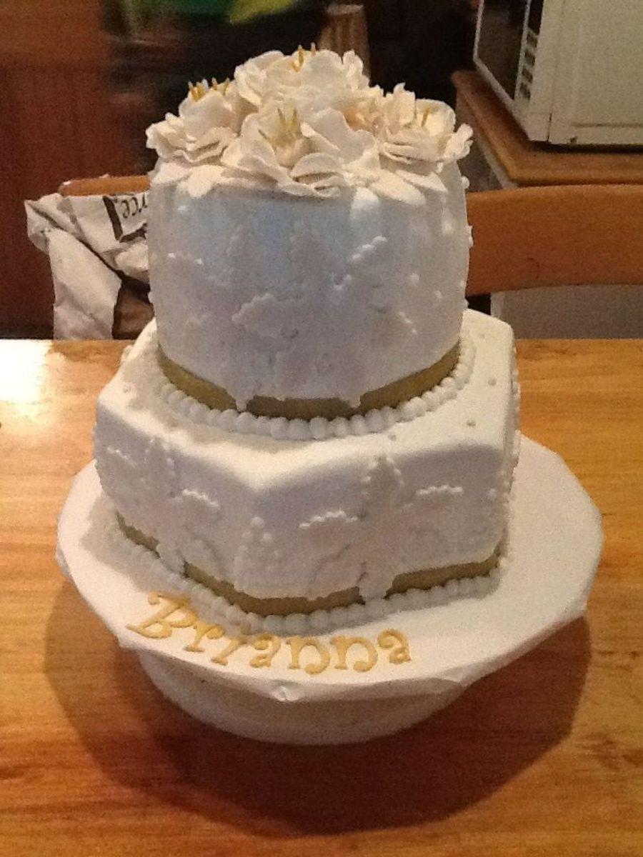 Winter Wonderland Themed Birthday Cake Cakecentral