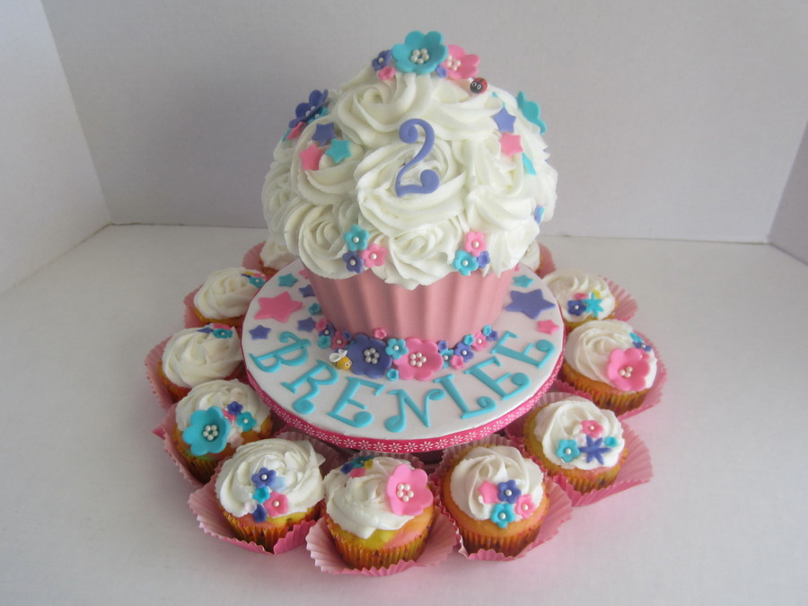 Cupcake Decorating Ideas Buttercream
