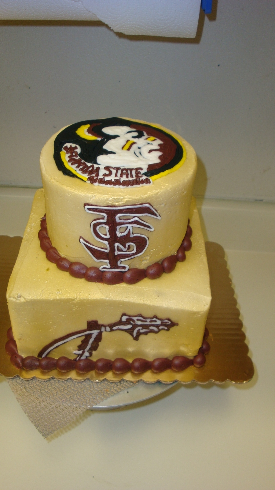 Florida State University Birthday Cakes