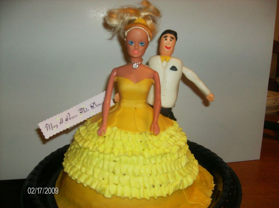May I Have This Dance? on Cake Central