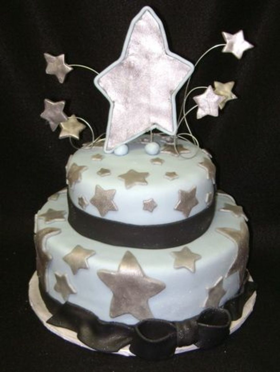 Angel Perfume Birthday Cake Cakecentral