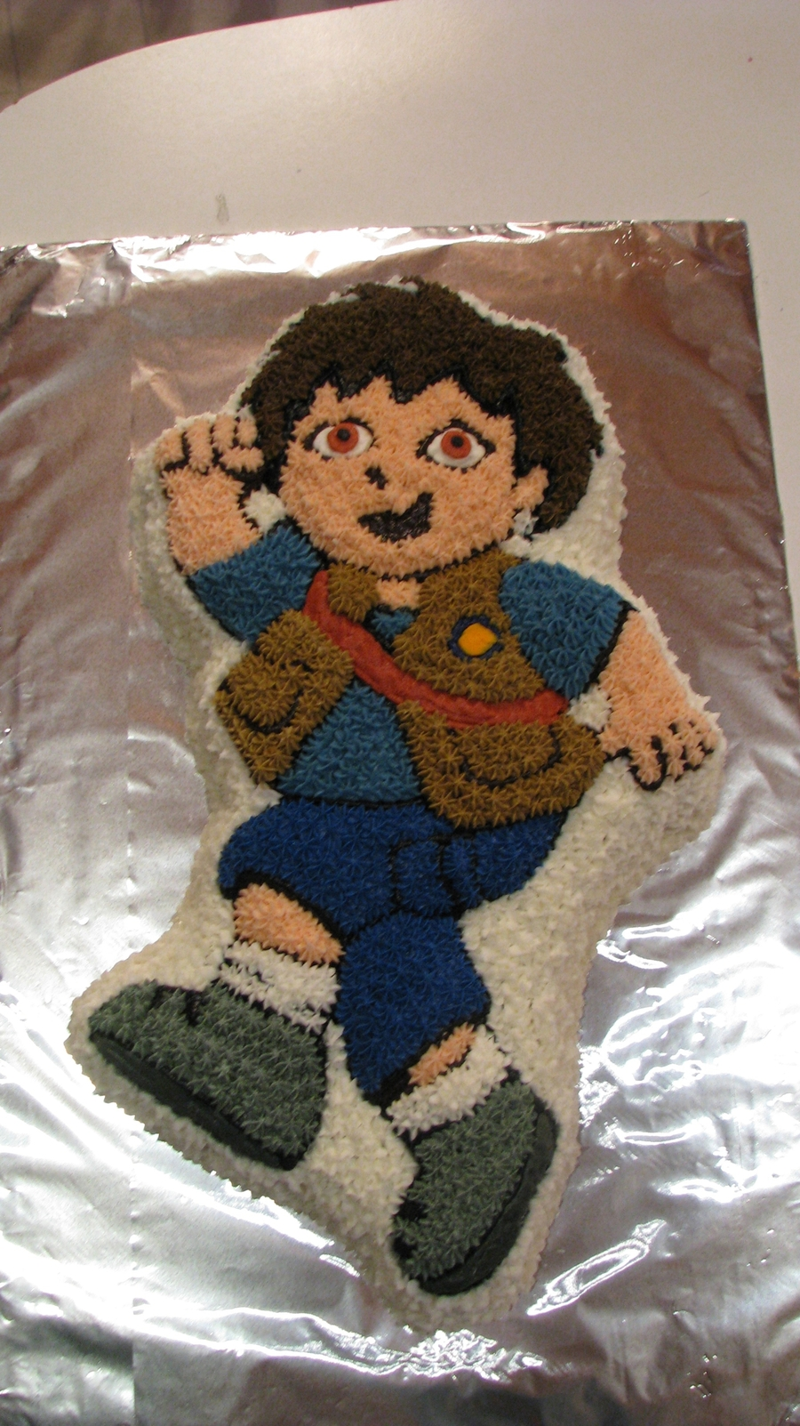 Go Diego Go on Cake Central