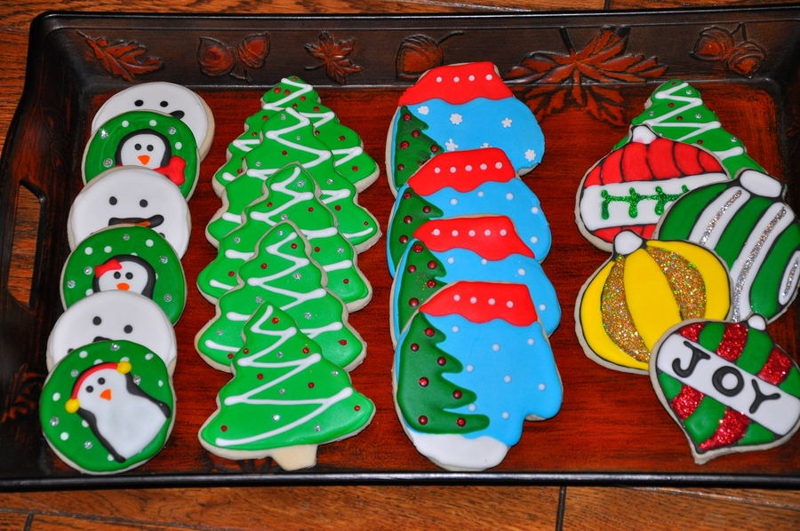 Christmas Sugar Cookies on Cake Central
