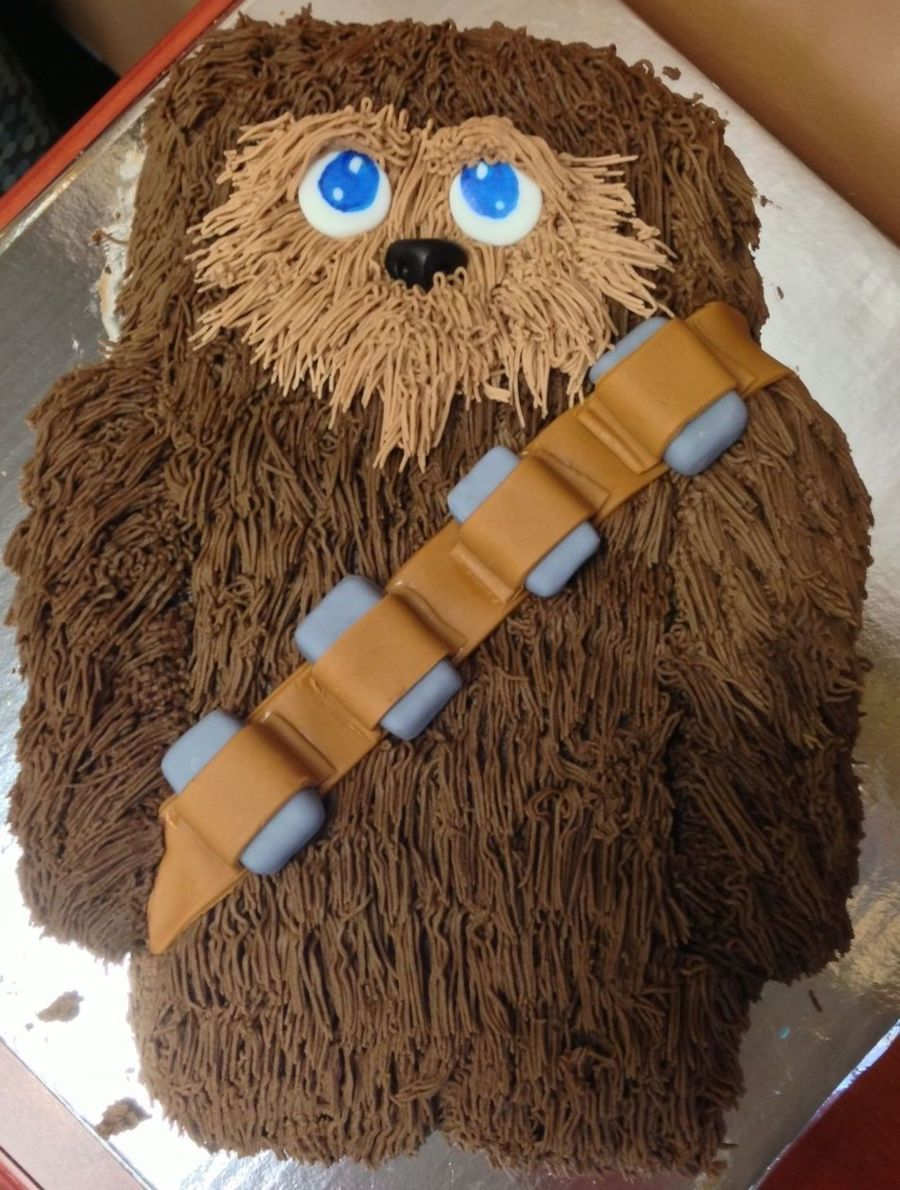 Chewbacca on Cake Central