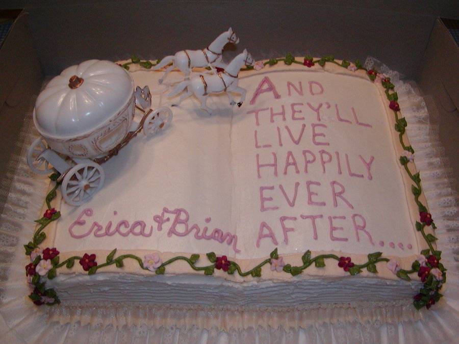 fairy tale bridal shower on cake central