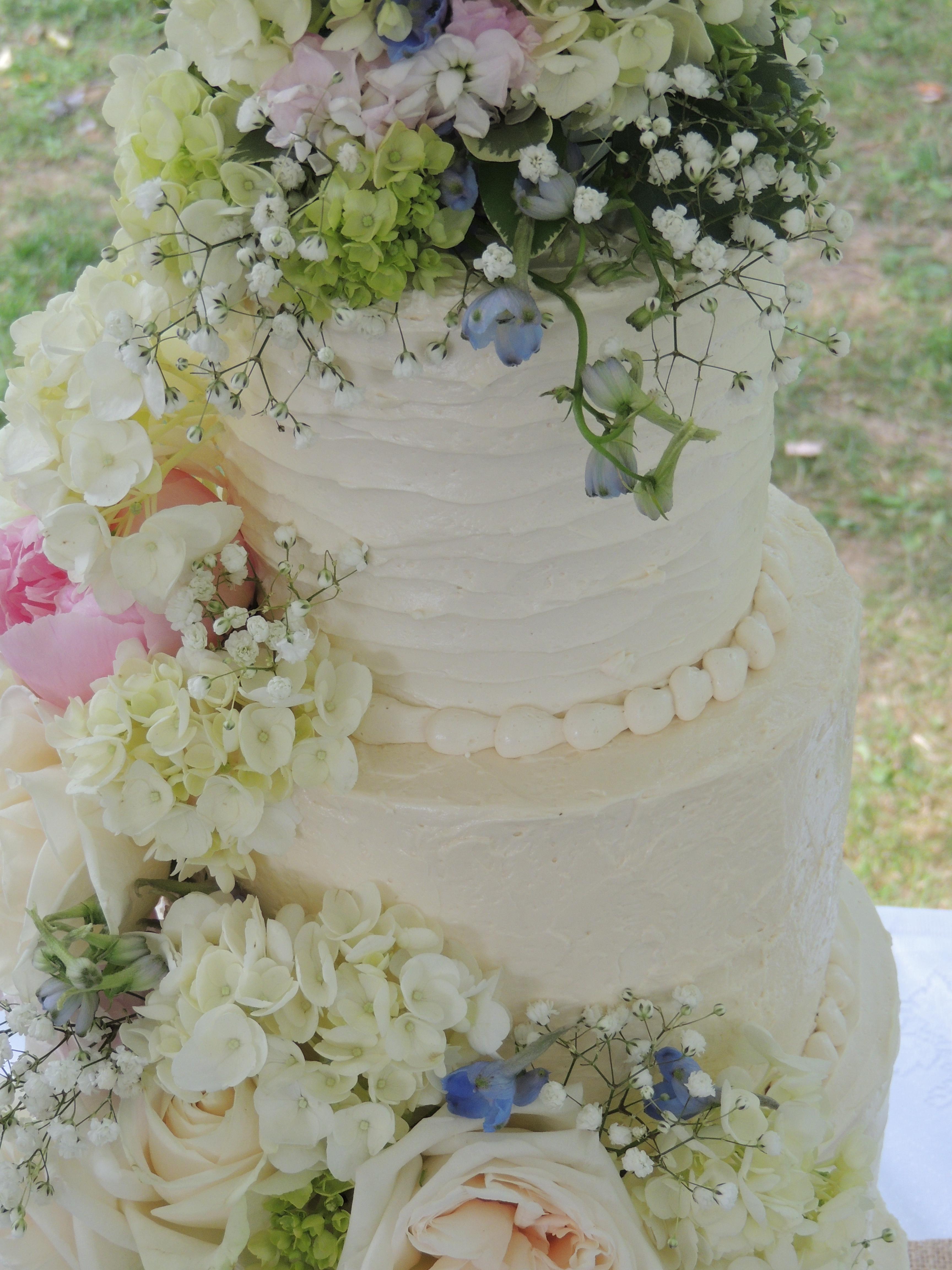 gorgeous rustic wedding cake. Black Bedroom Furniture Sets. Home Design Ideas