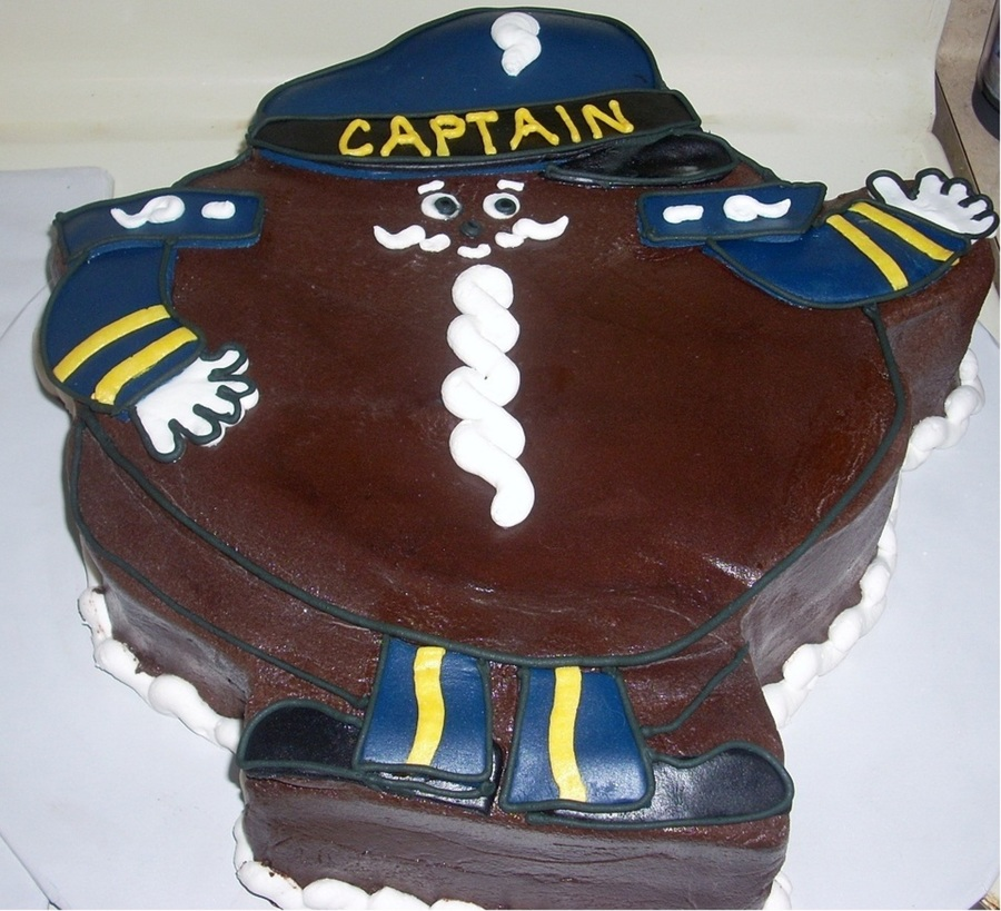 Captain Cupcake on Cake Central