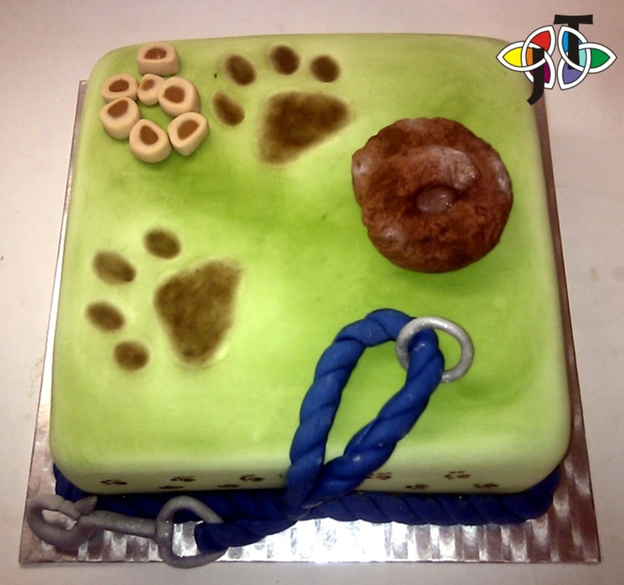 For A Dog Breeder  on Cake Central