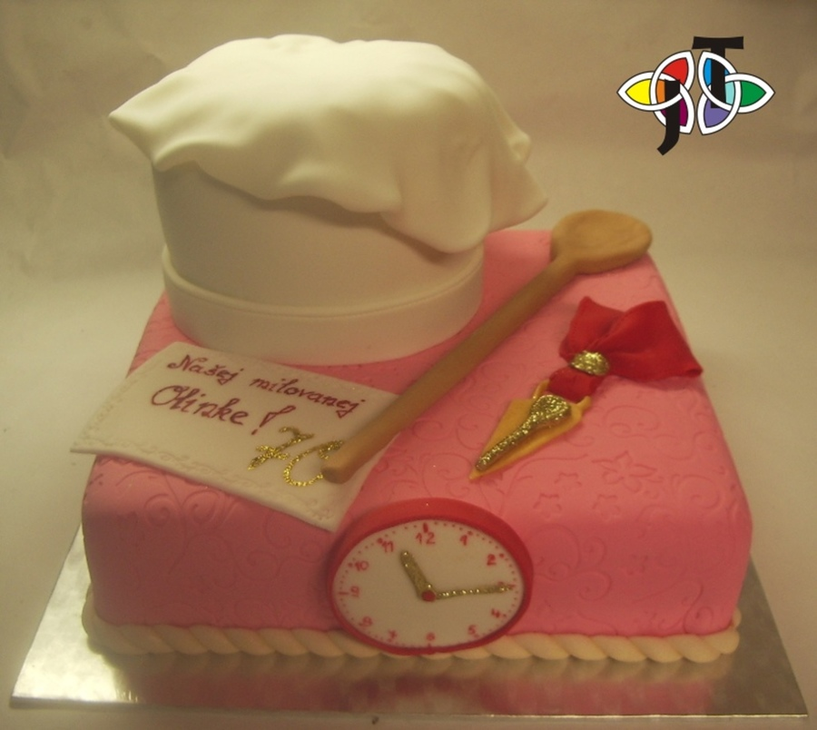 For Chef  on Cake Central