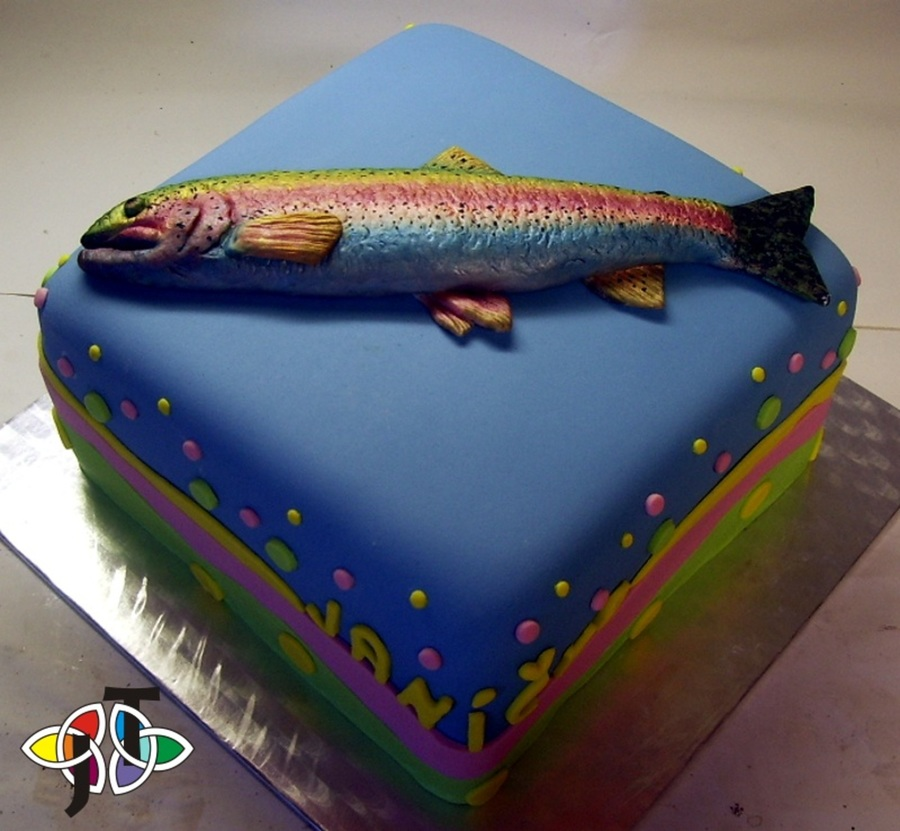 Trout on Cake Central