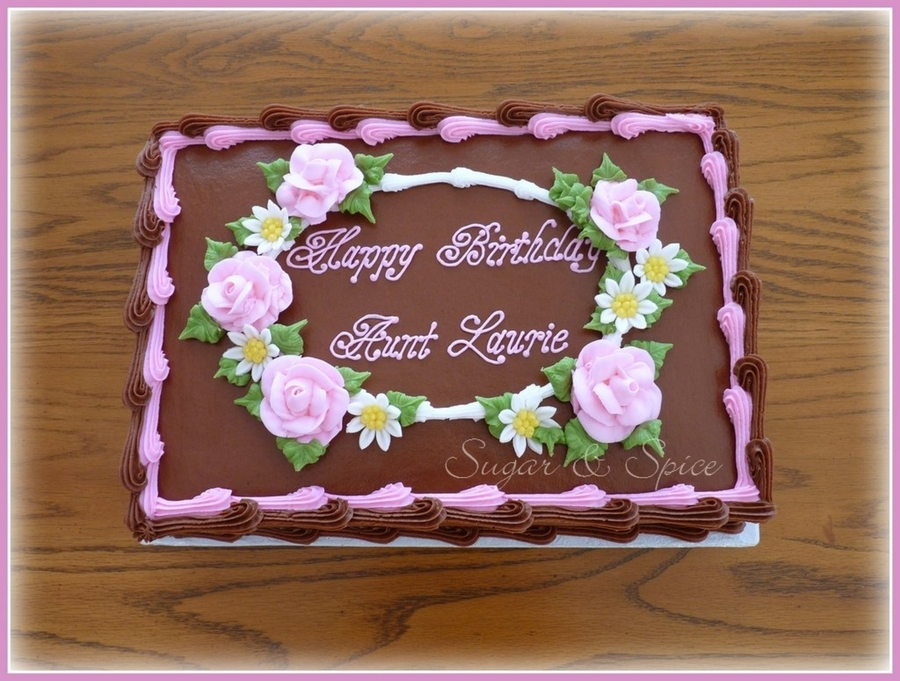 Birthday Cakes Recipes Pdf