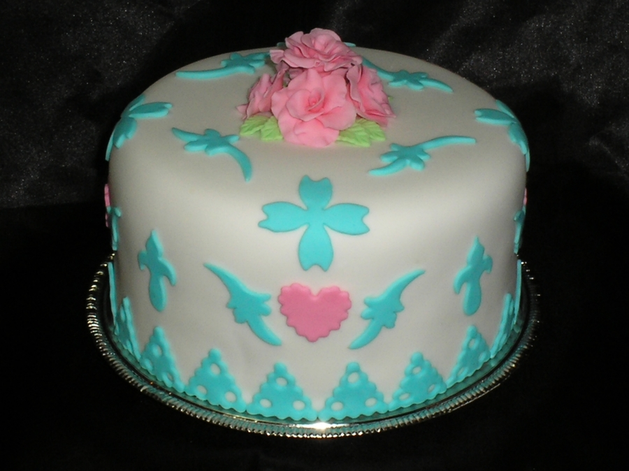 Sweetheart's Day on Cake Central